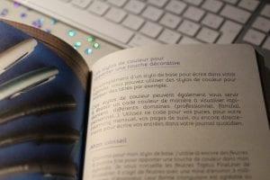 les stylos adaptés au bullet journal