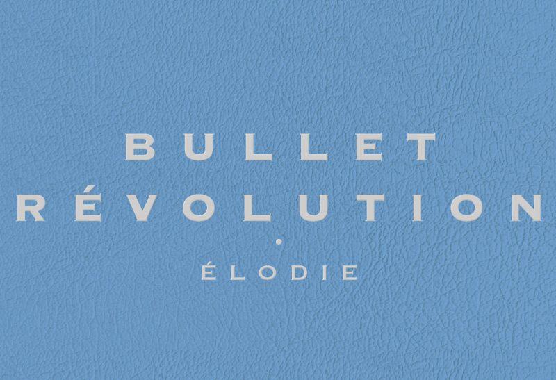 Bullet revolution: mon avis sur le livre de Soho Hana
