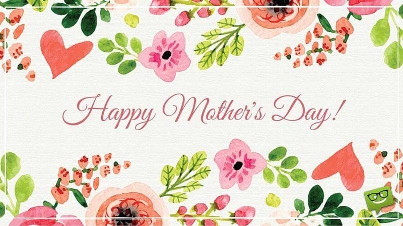 Sélection d'idées cadeaux pour la fête des mères 2018